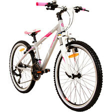 Mädchenfahrrad 24 Zoll Jugendrad 21 Gang Fahrrad Hardtail Difiori Nova FS ab 8 J