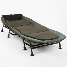 Angelspezi 8-Bein Luxus Karpfenliege Anglerliege Angelliege Liege Camping