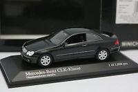 Minichamps 1/43 - Mercedes CLK Coupe Noire