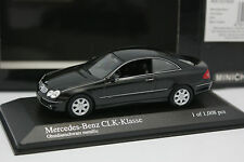 Minichamps 1/43 - Mercedes CLK Coupe Negra