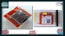 Arduino Raspberry Pi ESP-12 SIM800L Module GSM GPRS SMS With Antenna NA235