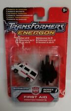 TRANSFORMERS - Energon First Aid Protectobots Defensor MicoMaster Series One Toy