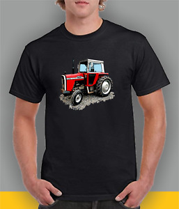 Massey 575 tractor inspired T-shirt, gift idea, classic tractor