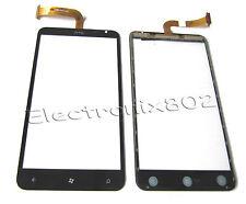 HTC Sensation XL G21 X315e Touch Screen Digitizer Front Glass Panel Pad Black UK