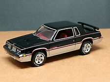 1983 OLDS CUTLASS HURST/OLDS COLLECTIBLE 1/64 SCALE LIMITED EDITION MUSCLE CAR