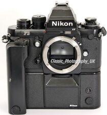 Nikon F3 HP PRSS + MF-6B Back + Nikon Motor Drive MD-4 NIKON F3HP High EyePoint