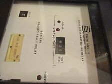 BE1-59N Basler Electric Ground Fault Relay