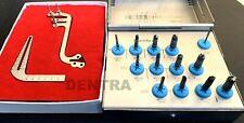 Dental Bur Drills Parallel Wall Implant kit & Depth Drilling Pin Gauge Locator