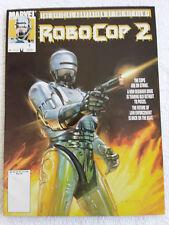 1990 Marvel Robocop 2  #1 Vol #1 Fine