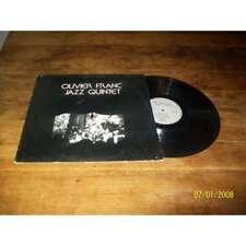OLIVIER FRANC JAZZ QUINTET - Same LP French Private Jazz
