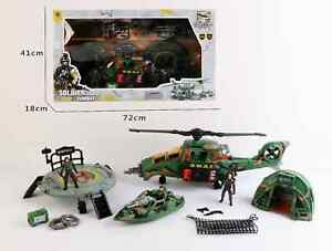 Helicopter Cargo Combat Troops Airforce Bomber Military Plane Army Swat UK