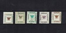 Albanie: 1917 Definitives, partie Set dont 1 franc valeur, Fine Used.