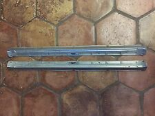 65-66 MUSTANG Original SILL PLATES  FASTBACK/COUPEb 1965 1966