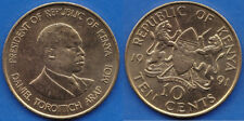 Kenya 1990 5 Cents Brilliant Uncirculated Coin KM# 17 US-Seller