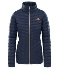 The North Face W Thermoball FZ JKT Urban Navy/metallc Copper S