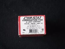 CAMSTAT FAL3C-05TD-120-A  COMBINATION FAN & LIMIT CONTROL BRAND NEW (OLD STOCK)