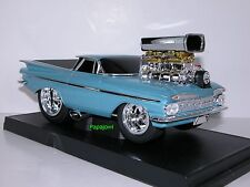 Muscle Machines COSTCO LIMITED 1959 Chevrolet El Camino 59 Chevy 1:18 Scale