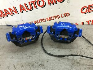 2010 BMW 3 Series E92 M3 Rear Brake Calipers With Carriers