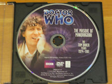 Doctor Who The Masque Of Mandragora Story No 86 Dvd 2010 Tom Baker R1 *Disc Only