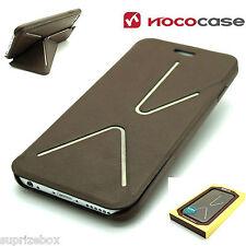 HOCO Cuero Slimfit Moderno Magnética Soporte Funda tipo cartera para iPhone 6 &