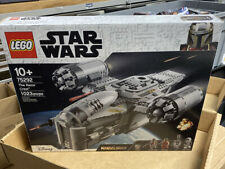 Lego Star Wars The Mandalorian The Razor Crest (75292) In Hand - New In Box!