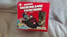 Jouet Zodiac avec figurine Mission Médecins sans frontières