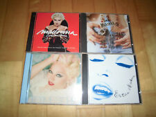 Madonna - You Can Dance/Like A Prayer/Bedtime Stories/Erotica - 4 CDs