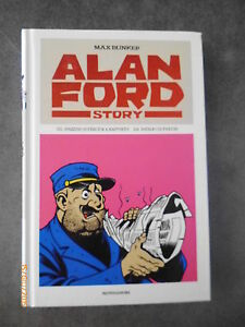 ALAN FORD STORY n° 117 (contiene i nn° 233 e 234) - MONDADORI CARTONATO - NUOVO