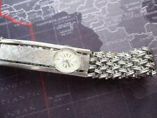vintage belforte mechanical waych, rare needs crystal,,,, sold as is