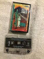 Greatest Country Hits of the 80s-1985 by Various CASSETTE TAPE-Tested Works
