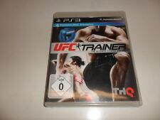 PlayStation 3 PS 3 UFC entrenadores personales (Move necesaria)