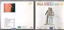 LUCIO DALLA CD stampa ITALIANA Dallamericaruso MADE in ITALY Sorrisi MONDADORI