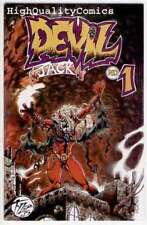 DEVIL JACK #1, NM, Tim Tyler,1995, Demon, Doom Theatre, Femme fatale