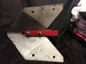 RARE Garden Plow Head Aluminum w Cast Iron Center Canada 1269 L&R good condition