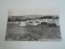 WEYMOUTH, Midhills Camp, Preston, Vintage Real Photo Postcard - Unposted  §E1126