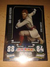 Force Attax Star Wars Serie 3 Star-Karte Nr. 194 Obi-Wan Kenobi  Sammelkarte