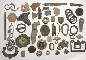 Espectacular Lote Arqueológico