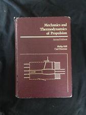 Mechanics and Thermodynamics of Propulsion (2nd Edition), Aviation, Engineering,