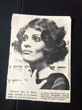 73-3 Ephemera 1969 Picture Hildegard Neil A Casual Affair Bbc Play