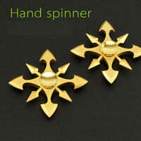 HOT Fidget Hand Spinner Finger Hybird Metal Bearing Kids Adult Focus ADHD Autism