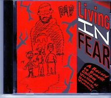 (EI893) Living In Fear, Benefit Compilation - 1996 CD