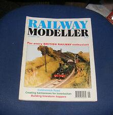 RAILWAY MODELLER VOLUME 45 NUMBER 527 SEPTEMBER 1994 - COLDRENNICK ROAD