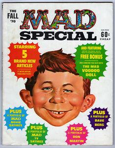 MAD magazine - Special - Fall 1970 - Don Martin__Dave Berg__TV Satires__NO bonus