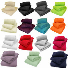 Luxury 600gsm Thick Super Soft & Absorbant 100% Egyptian Combed Cotton Towel