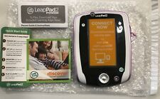 NEW !!! LeapFrog LeapPad 2 Touch Learning Handheld Tablet System Purple/Pink