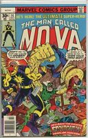 Nova 1976 series # 14 very fine comic book