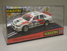 coche scalextric seat mitsubishi lancer rally wrc slot ninco fly teamslot
