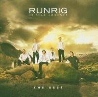 "RUNRIG ""30 YEAR JOURNEY-THE BEST"" CD NEW"