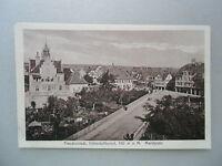 Ansichtskarte Freudenstadt um 1910?? Marktplatz Schwarzwald