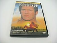 PATRIOT DVD (GENTLY PREOWNED)